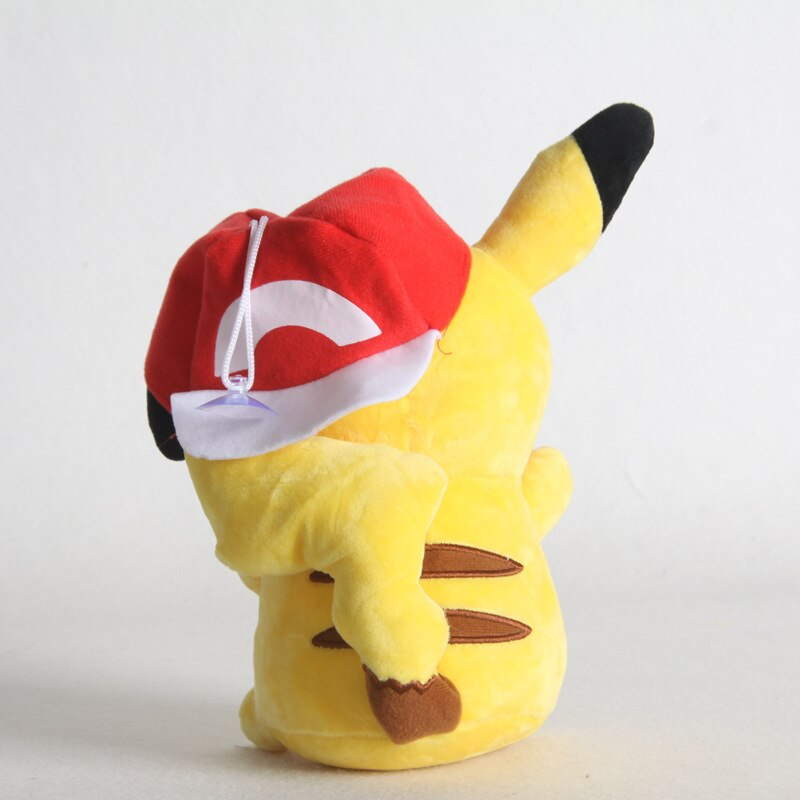 TAKARA TOMY Pokemon about 20cm Original Toys Hobbies Stuffed Animals Stuffed Plush for Children Christmas Gift