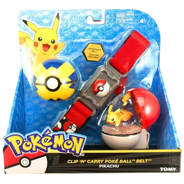 5 style Pokemones Ball figure With Belt and Pop-up Action Figure Model Toys Retractable pokeball Belt Gifts Kids Toys in box