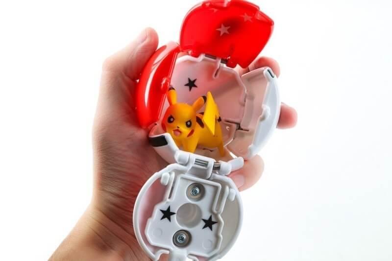 Pokemon Elf Ball-5